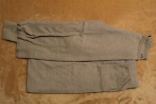 pj set gray boys size 14/16 long sleeve and pants