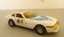 Corgi Toys Ferrari Daytona 365 GTB/4 Racing Car -  1970's Corgi Diecast Models