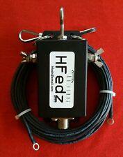 HFedz Delta Loop for 40m (20m/15m/10m/6m) HF antenna (200W) Ham Radio Antenna