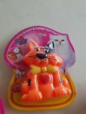 * Jemark Groom Rubber Brush for Cats - Soft & Strong 100 X 130mm *S1B24*