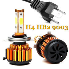 980W 147000Lm All-In-One Led Headlight Kit H4 Hb2 9003 High/Low Beam 6000K Bulbs (Fits: Isuzu)