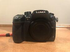 Panasonic LUMIX DMC-GH4 16.0MP Digital Camera - Black PLUS Lumix 12-32 lens