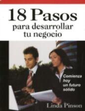 18 pasos para desarrollar tu negocio (Spanish Edition)-ExLibrary