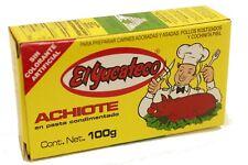 Achiote El Yucateco 3.5 oz - Annato Paste 3.5 oz for Chocinita Pibil or Pastor