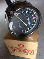 NOS OEM Kawasaki Speedometer, MPH #25005-1170 for Police KZ1000 Motorcycles