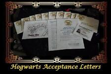 HOGWARTS ACCEPTANCE LETTER - FIRST YEAR LETTER  (See Description)