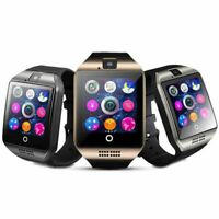 Smart Watch Bluetooth Wrist Tracker Fitness Sports For Android Ios Phone Iphone