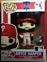 BRYCE HARPER (Philadelphia Phillies) MLB Funko Pop! Series 3 LAST ONE!