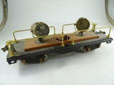 Antique Lionel Railroad Train Model Pre-War Standard Gauge Spotlight Flood Light