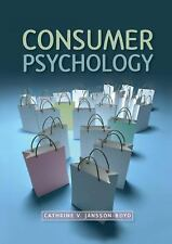 CONSUMER PSYCHOLOGY - Pre OWNED PAPERBACK BOOK