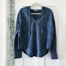 Roxy Blue Hoodie Sweatshirt