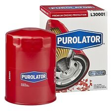 Purolator Classic Oil Filter L30001 (Pack of 2)