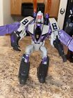 Transformers Animated Blitzwing Takara Voyager Triple Changer 2008 DECEPTICONS!! For Sale