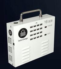 """Cerradura """"N"""" cargo 16 Estación de sincronización SCB para iPad-UK/EU Escuela, Oficina, Educación"""