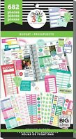 The Happy Planner Create 365 Budget Sticker Book Pack Of 682 NEW