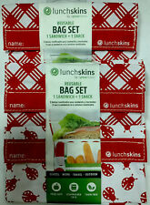 Lunchskins Reusable Sandwich And Snack Bag!