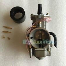 OKO KOSO 28mm Flat Slid Carburetor Kit HONDA RTL250 CR80 CR85R CR125 NSR50 NSR80