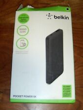 Belkin Pocket Power 5,000mAh Ultra Slim Portable Charger FREE SHIPPING
