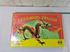Creativity for Kids Legendary Dragon Puzzle Modek Faber Castell #1150 Wood Kit