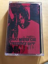 That DJ Mister Cee Sh#T! Best of Freestyles Tape Kingz Cassette Tape 90s Hip HOp