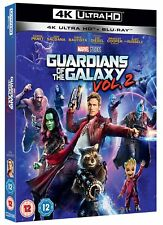 Guardians of the Galaxy: Vol. 2  (4K Ultra HD + Blu-ray) [UHD]
