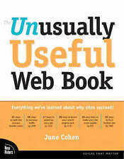 NEW The Unusually Useful Web Book by June Cohen