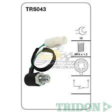 SOHC 8V EA82 Petrol TRIDON WATER TEMP FOR Subaru Leone 12//84-12//95 1.8L