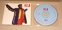 Single CD CJ C.J. Lewis - Everything is alright 1994  4.Tracks  Single C