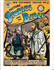 Picture Stories of the Bible- New Testament 3 (1946): FREE to combine: VG/Fine