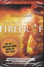 Fireproof DVD - Collectors Edition, Region 2 & All Regions, New & Sealed