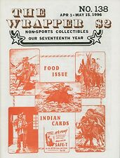 THE WRAPPER #138: Topps FIGHTING MARINES Indian Cards ESSKAY AIRPLANES WWII