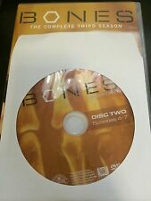 Bones - Season 3, Disc 2 REPLACEMENT DISC (not full season)