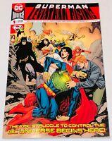 Superman Leviathan Rising Special #1 First Print Near Mint [DC Comics, 2019]