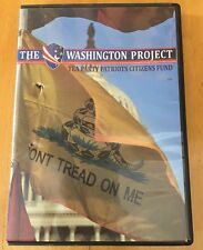 The Washington Project Tea Party Patriots Citizens Fund Don't Tread On Me DVD