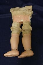 Antique Motschaman Type Hips / Legs / Floating Feet Repair/Parts