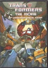 Movie DVD - TRANSFORMERS THE MOVIE 20TH ANNIVERSARY S.E. - PRE-OWNED - Sony BMG