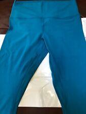 """New Listing Lululemon sz 12 aqua blue Align pant 25"""", NWT,  $98"""