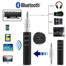 3.5mm Jack Wireless Bluetooth Receiver Audio Car Tablets AUX Headphones Adapter