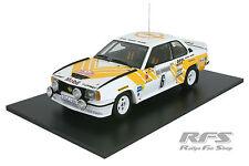 Opel Ascona 400 - Kleint / Wanger - Rallye Monte Carlo 1981 - 1:18 SunStar 5366