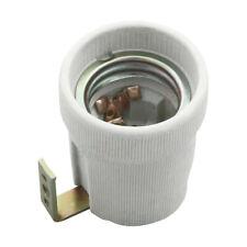 E27 Keramik Fassung 230v mit Bügel Hldr-e27-f