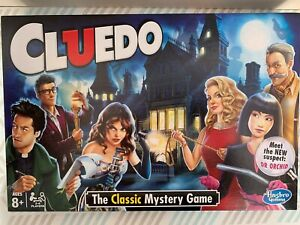 Spare Parts, Cards & Pieces for CLUEDO Board Game (2015 Version) Pick from menu.