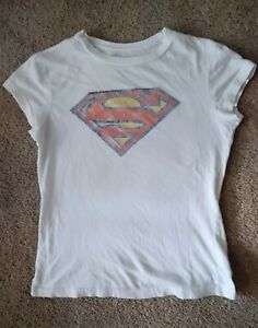 Superman Graphic Baby T Shirt Size Small
