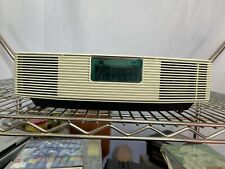 New listing Bose Wave Radio Awr1-1W Clock Radio Alarm White