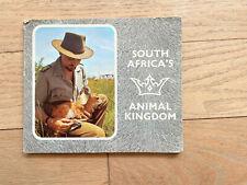 Vintage South Africa's Animal Kingdom Tourist Corporation Satour