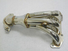OBX Exhaust Header For 02 03 04 05 Nissan Altima Sentra SE-R Spec-V QR25DE 2.5L