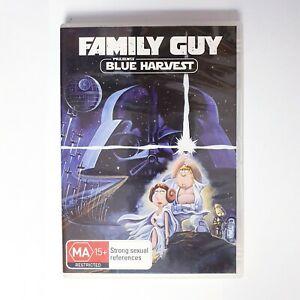 Family Guy Presents Blue Harvest DVD Free Post Region 4 AUS - Comedy Star Wars