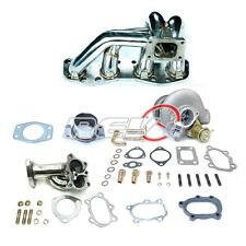 FITS S13 SILVIA 180SX SIL80 CA18 CA18DET TD05 18G TURBO CHARGER SET KIT 380HP