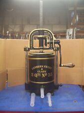 Landers Frary Amp Clark 8 Qt Sausage Stuffer Lard Wine Fruit Duck Press