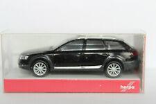 Audi A6 Avant  4F R  Allrad  schwarz Herpa  1:87
