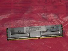 491503-061 Hewlett-Packard 4GB PC2-5300 667MHz ECC FB-Dimm 240-Pin Quad Rank Mem